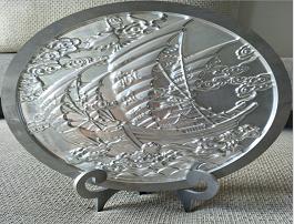 铝浮雕装饰工艺品