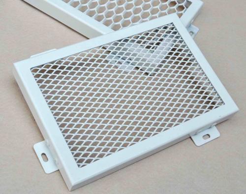 拉网铝单板吊顶
