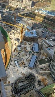 梅溪湖国际购物广场工程