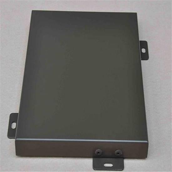 为何市面上铝幕铝单板的价格差