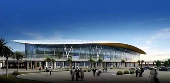 赣州市T2黄金机场改造扩建工程
