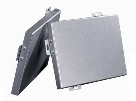 室外闪银冲孔铝单板幕墙