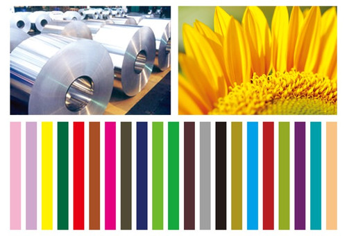 铝蜂窝板厂家生产之预辊涂氟碳烤漆工艺